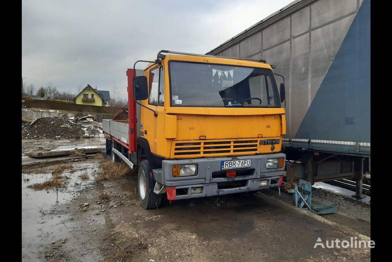 STEYR 12 S 18 flatbed truck