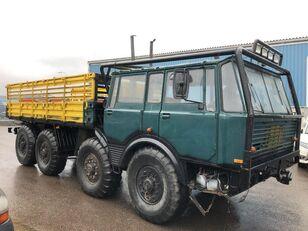 TATRA 813 8x8 year 1981 unique oldtimer flatbed truck