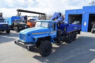 new URAL 4320-1912-60 flatbed truck