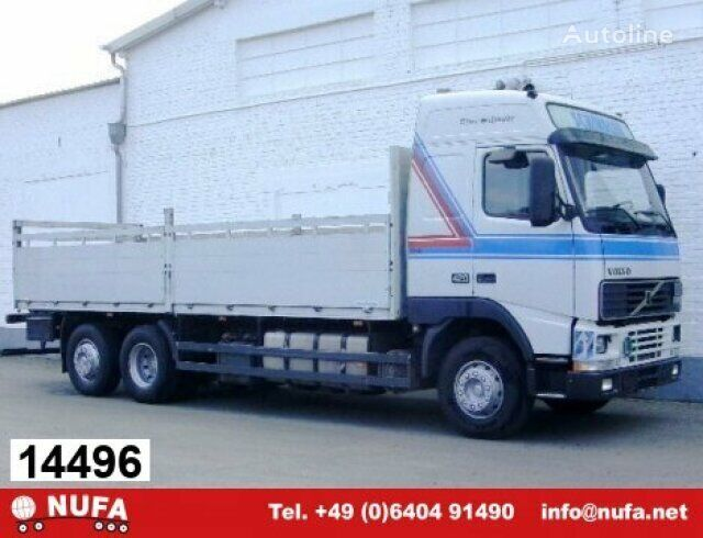 VOLVO FH New 12-420 FH New 12-420  flatbed truck