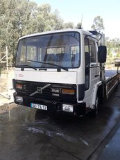 VOLVO FL6 11 flatbed truck