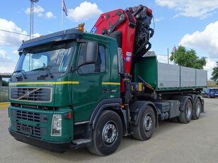 VOLVO  FM12  420 flatbed truck