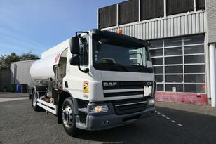 DAF CF 75.250 / SMG MAGYAR TANK / EURO 5 / 3 COMPARTMENTS 4000-5000 fuel truck