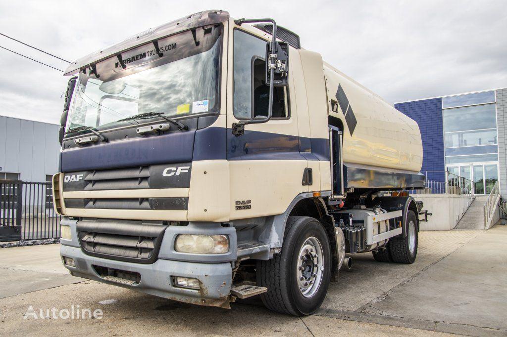 DAF CF 75.360+TANK STOKOTA 12000L (4COMP.) - SOURCE+DOME fuel truck