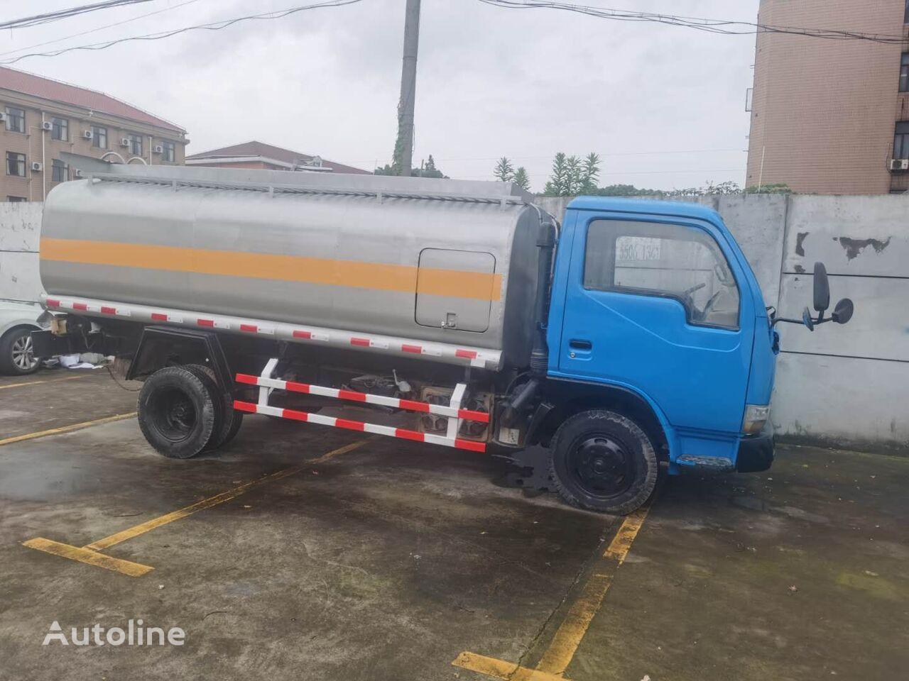DONGFENG 6 tons tank truck fule truck oil truck fuel truck