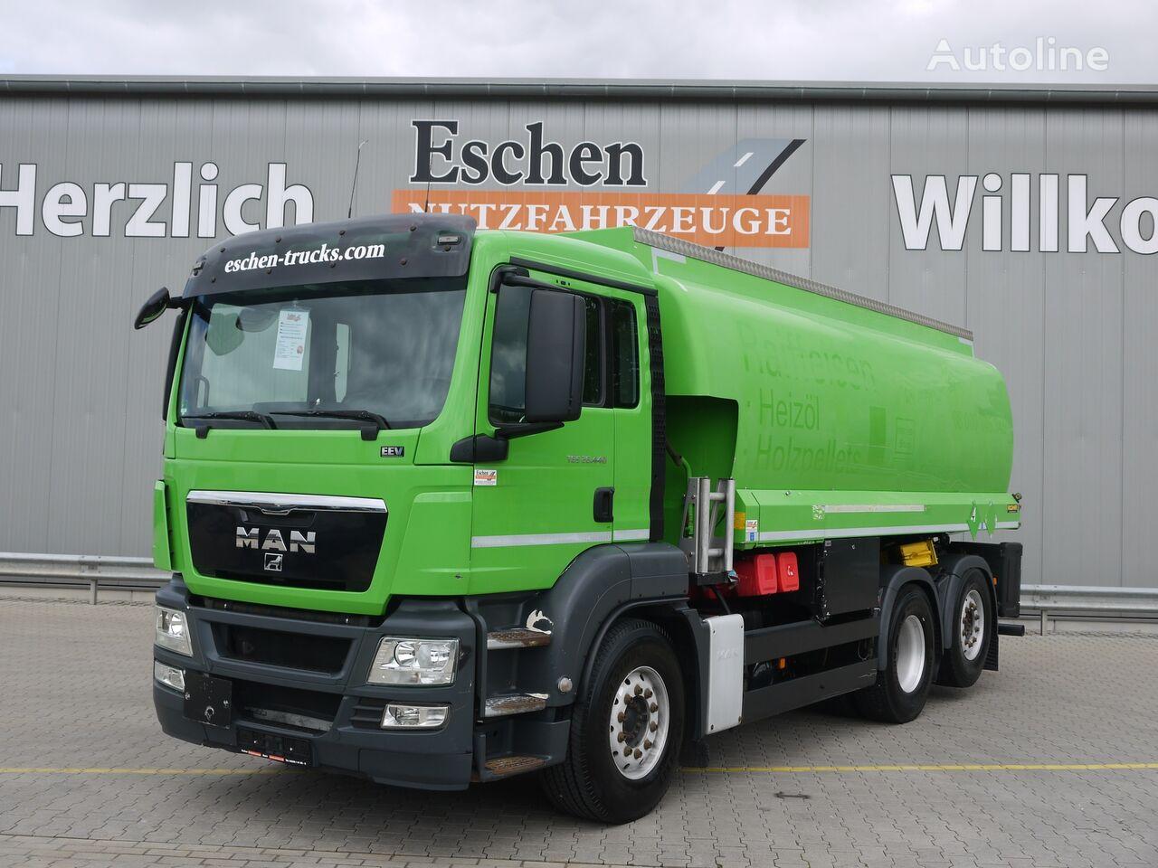 MAN TGS 26.440 BL, A3, EEV, Intarder fuel truck