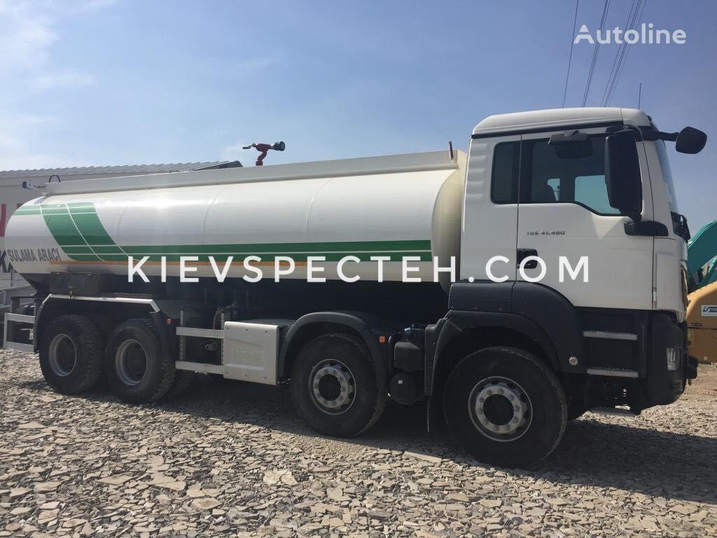 MAN TGS 41.460 fuel truck