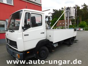 MERCEDES-BENZ 709 Lavatory Waste GSE Airport fuel truck