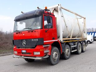 MERCEDES-BENZ ACTROS 4144 fuel truck