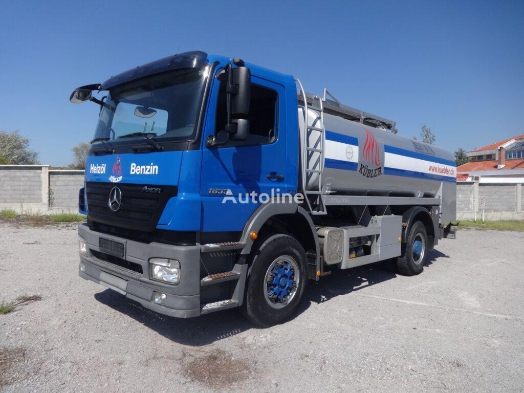 MERCEDES-BENZ Axor 1833 . fuel truck