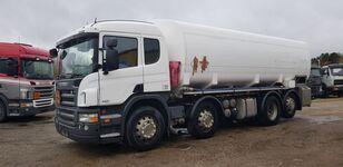 SCANIA P 400 8x2 24000 Liter tank Petrol Fuel Diesel ADR Euro 5 fuel truck