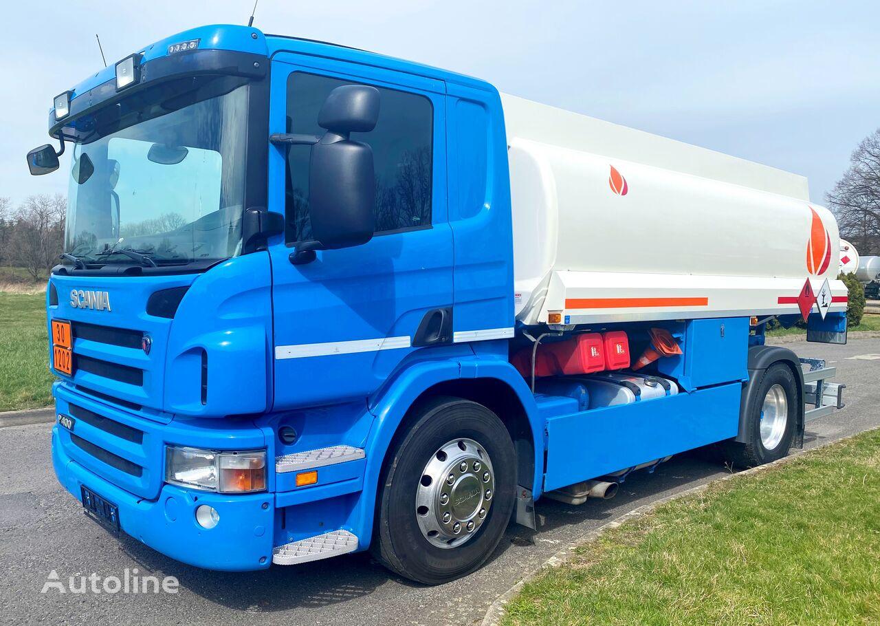 SCANIA P400 A3 Tankwagen fuel truck