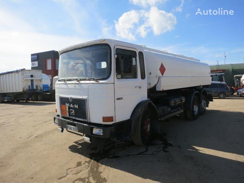 MAN 22.192 fuel truck