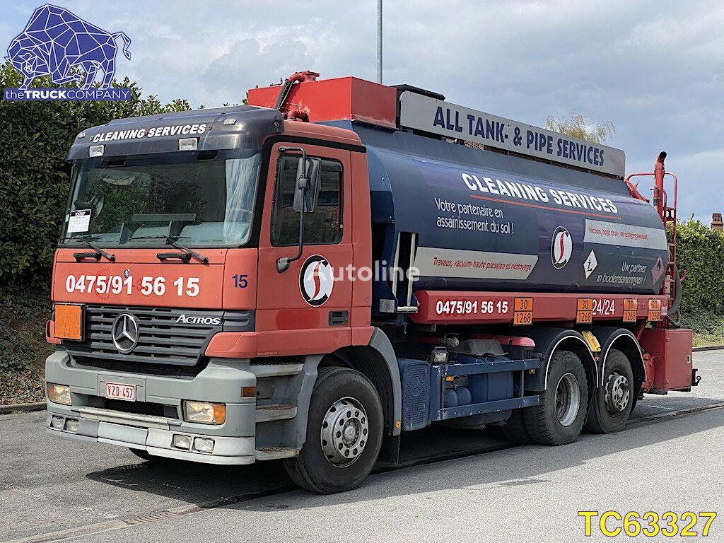 MERCEDES-BENZ Actros 2631 Euro 2 fuel truck
