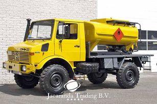 MERCEDES-BENZ UNIMOG 1300 fuel truck