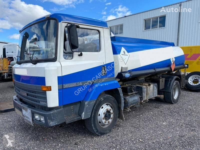 NISSAN M fuel truck