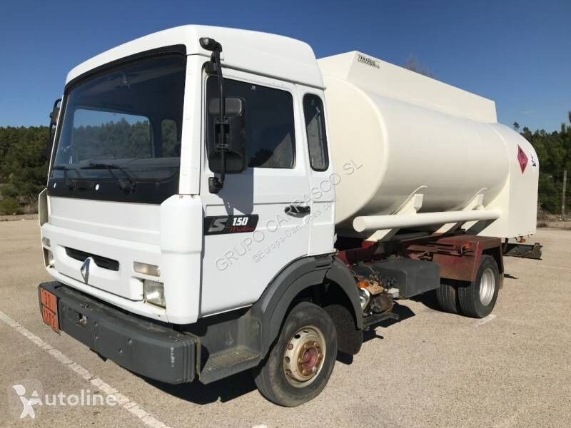RENAULT S150.08A fuel truck