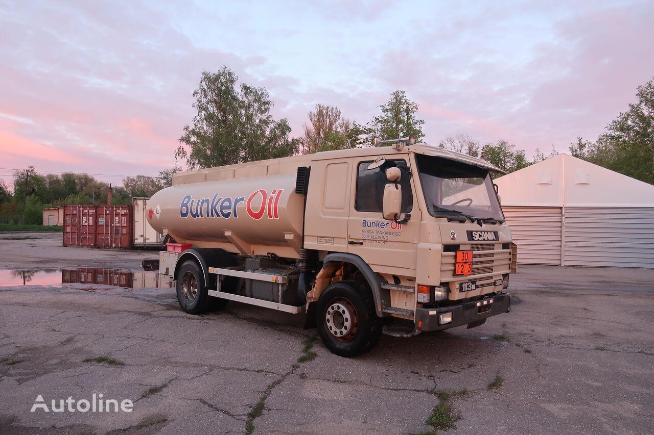 SCANIA 113 fuel truck
