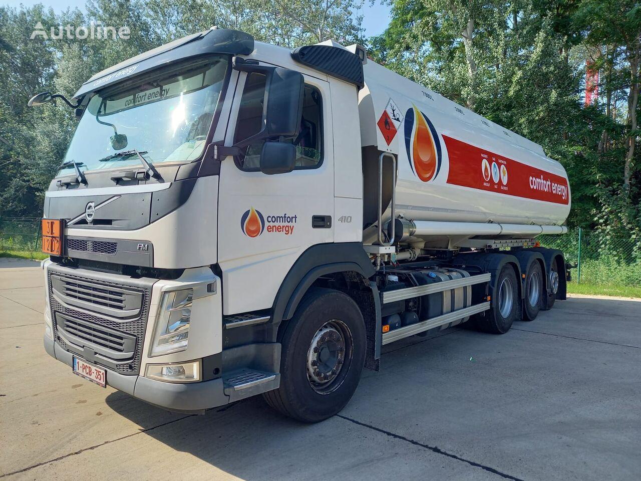 VOLVO fuel truck