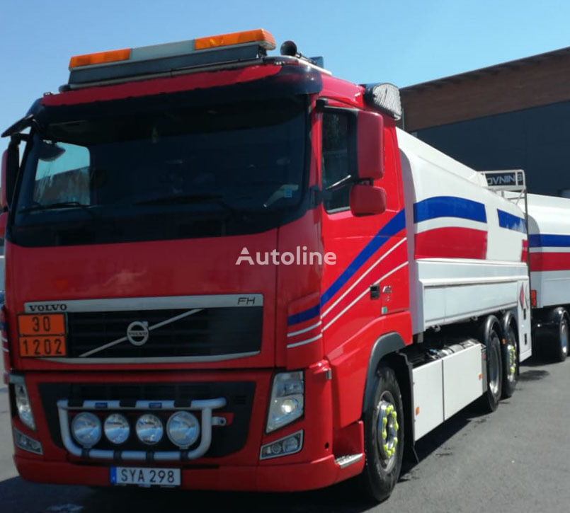 VOLVO FH 12 fuel truck