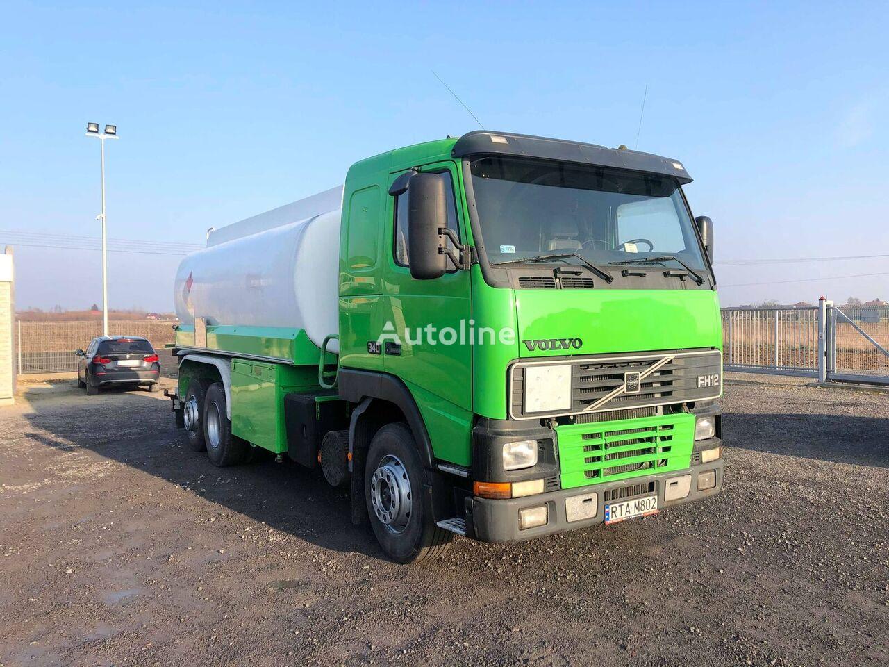 VOLVO FH 12    340 fuel truck