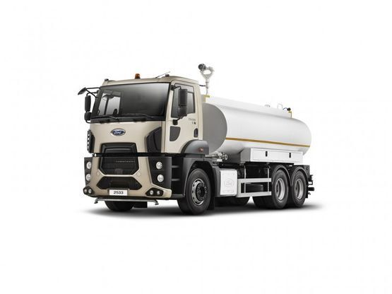 new Ford Trucks  2533 DC  gas truck