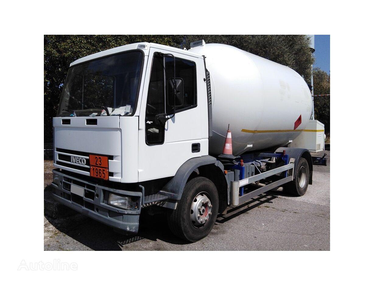IVECO 150E23 LPG/GAS/GPL/PROPAN-BUTAN 27BAR PUMP+METER+HOSES=16.200LTR gas truck