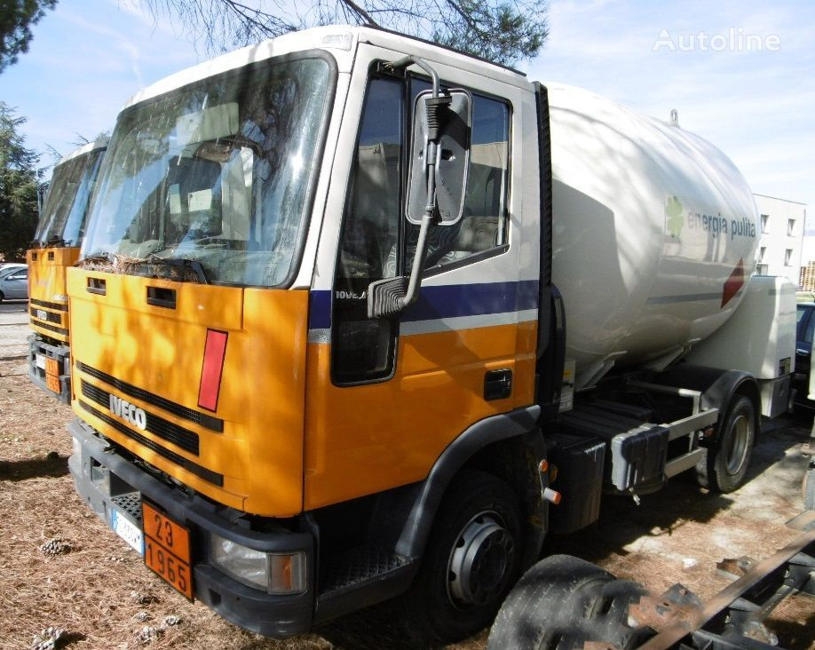 IVECO ACERBI 10.000 gas truck