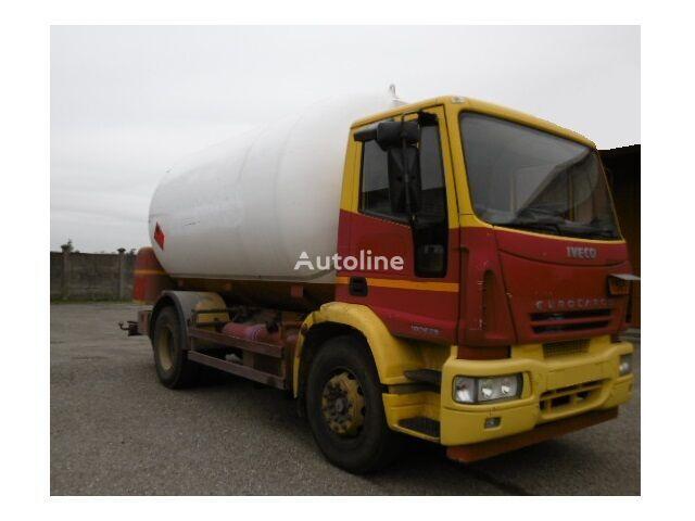 IVECO EUROCARGO  180E28 LPG/GAS/PROPAN PUMP+METER+REEL HOSES=18.000LTR gas truck