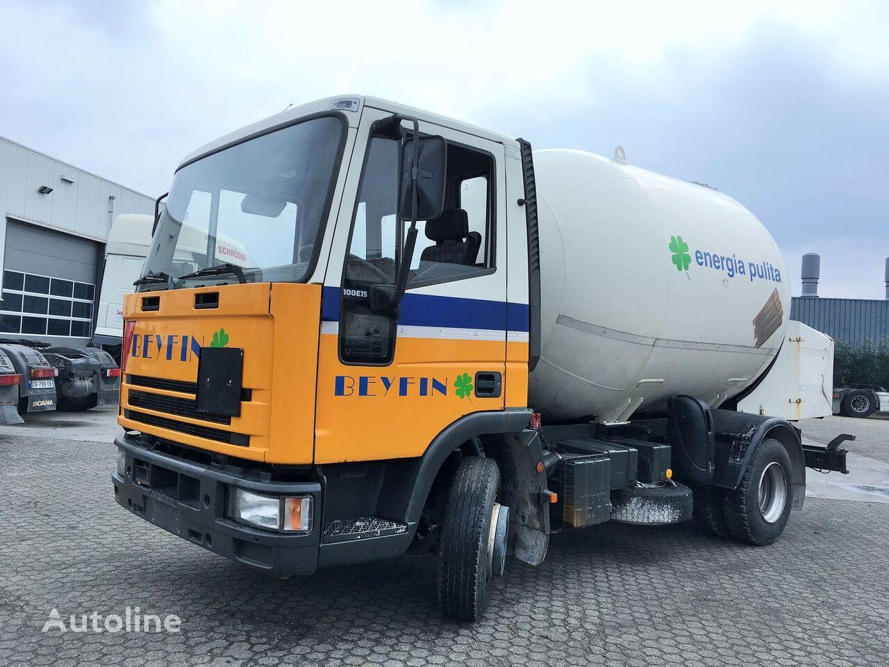 IVECO Iveco Gas - Gaz - ADR 2 - 10.000ltr - 27Bar - P27BH gas truck
