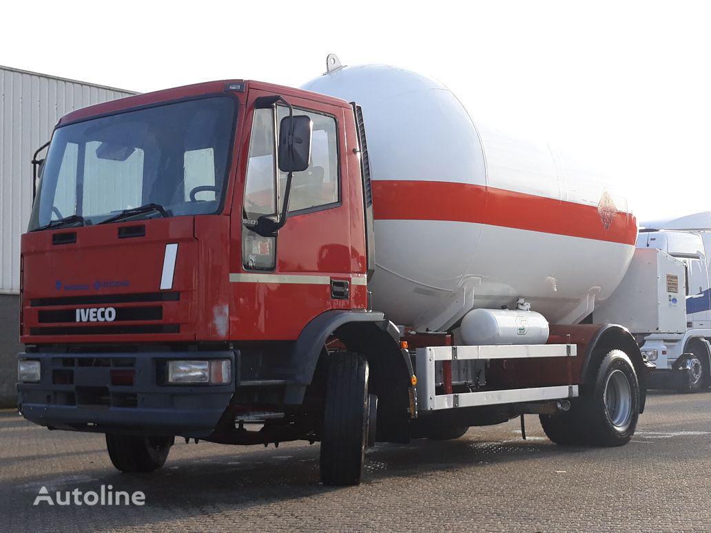 IVECO Iveco Gas - Gaz - ADR 2 - 16.000ltr - 25Bar - P25BH gas truck