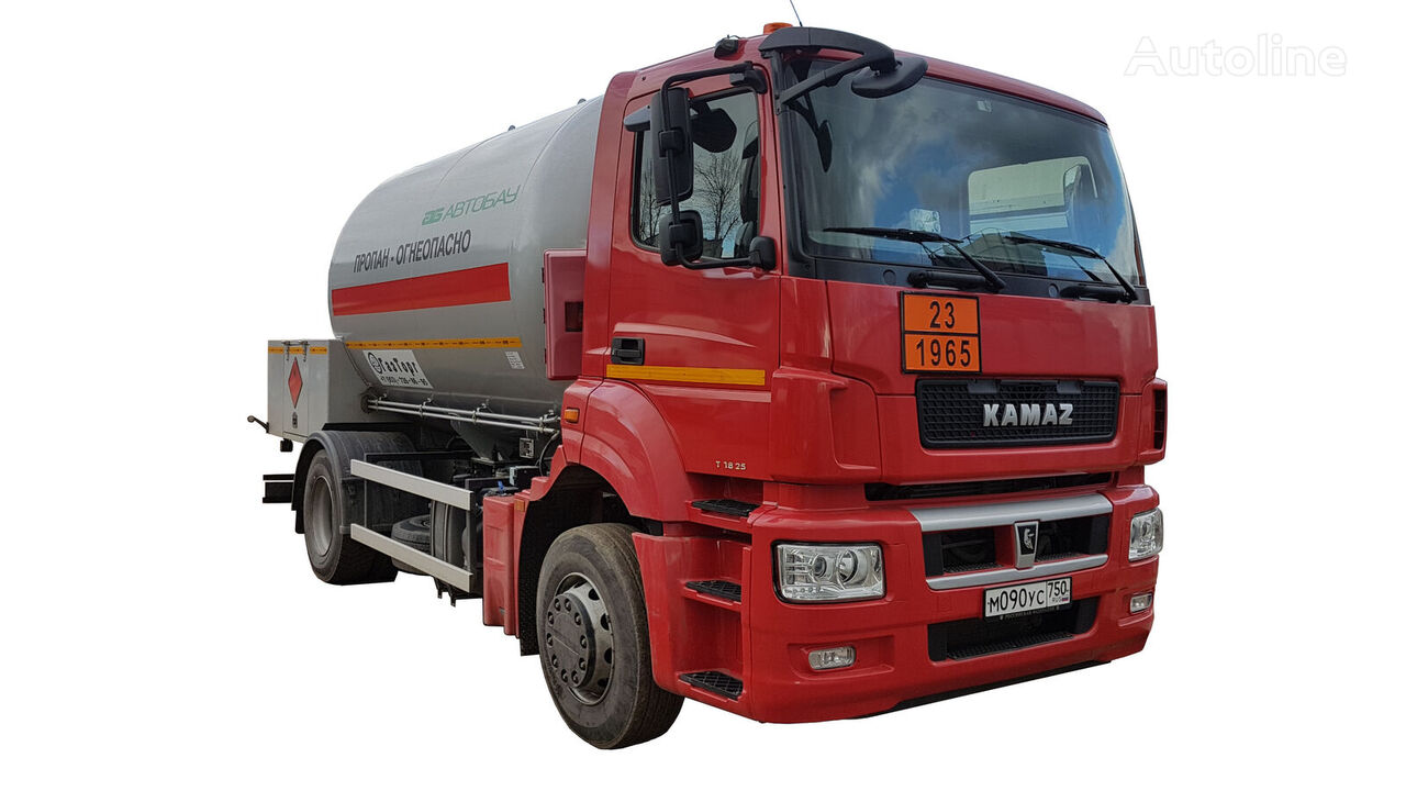 KAMAZ 5490 gas truck