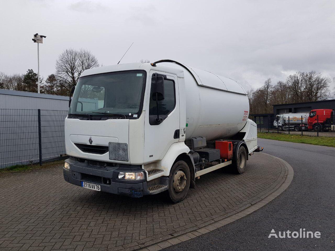RENAULT Midlum 210 GPL 14435 LITRES gas truck