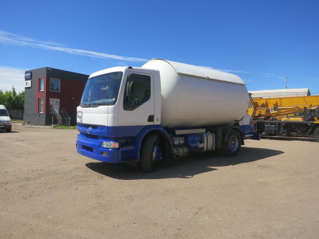 RENAULT Premium 210 gas truck
