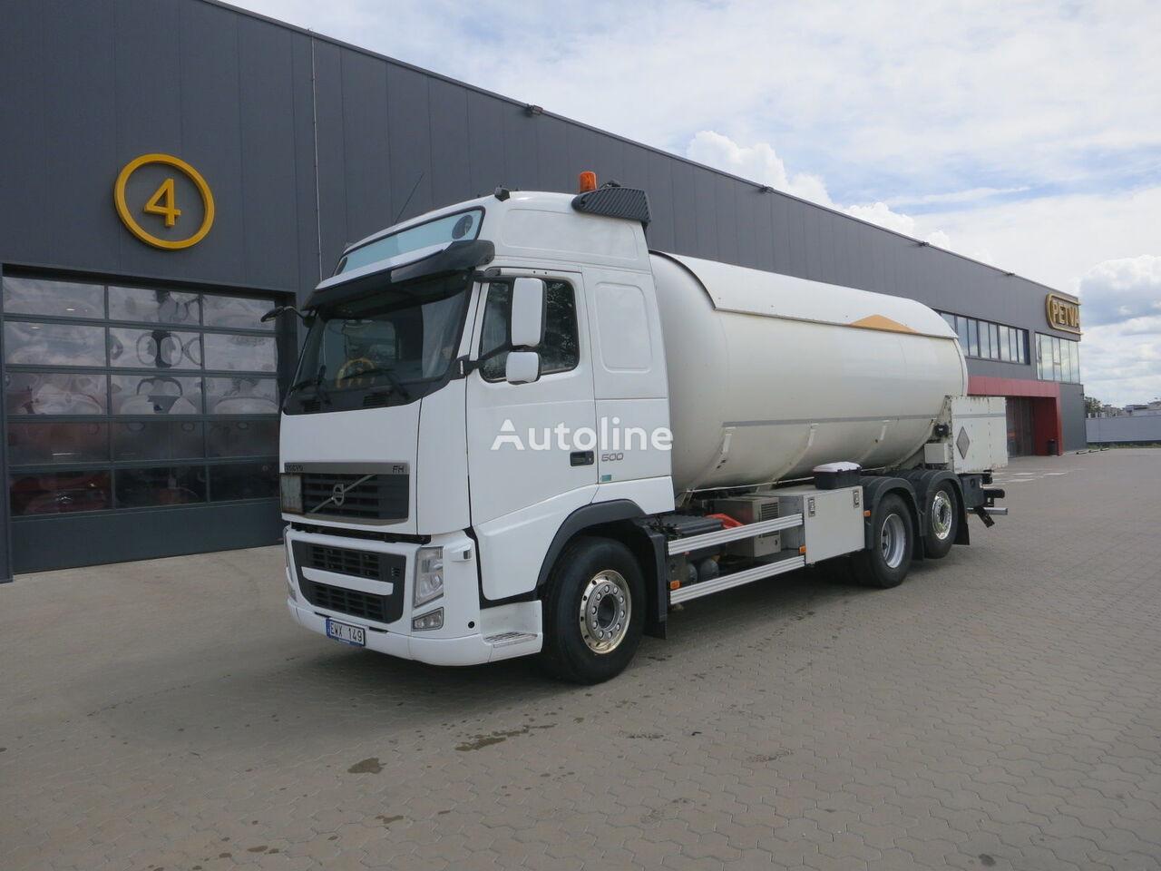 VOLVO FH 13.500, 26 000 liter. ADR gas truck