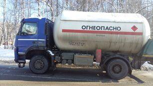 VOLVO FM gas truck