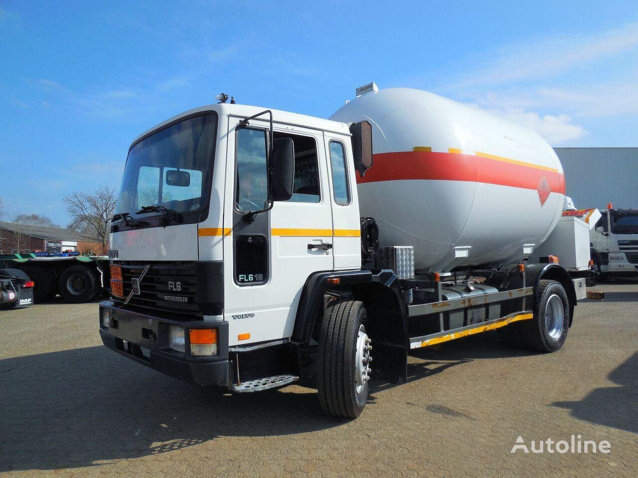 VOLVO Volvo GAS 17.000 - FL618 - P27BH - GPL gas truck