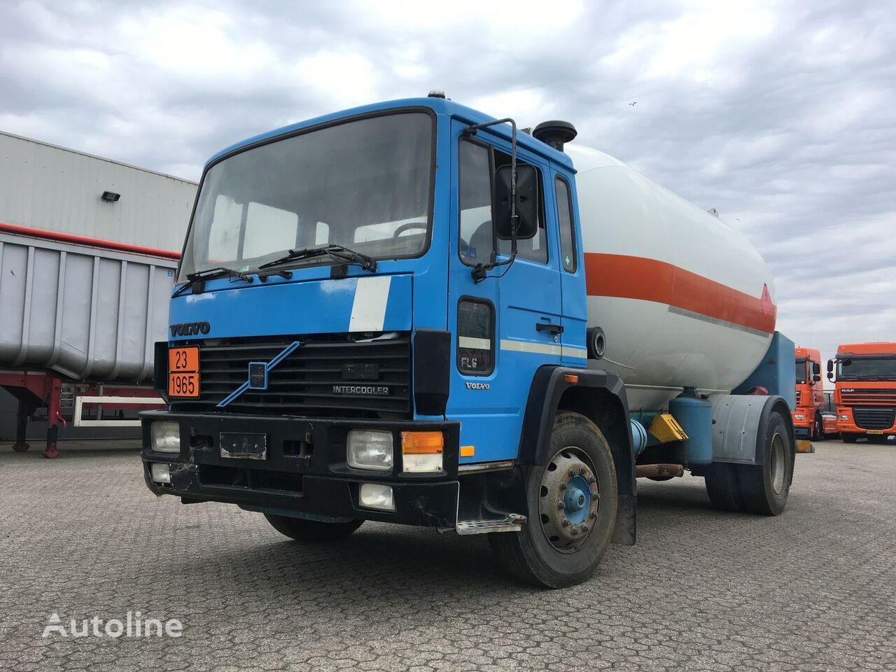 VOLVO Volvo Gas - Gaz - ADR 2 - 16.000ltr - 25Bar - P25BH gas truck