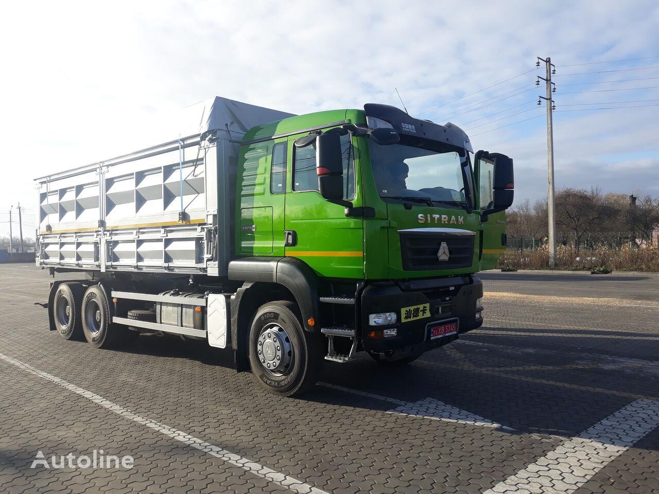 new SINOTRUK SITRAK C7H grain truck
