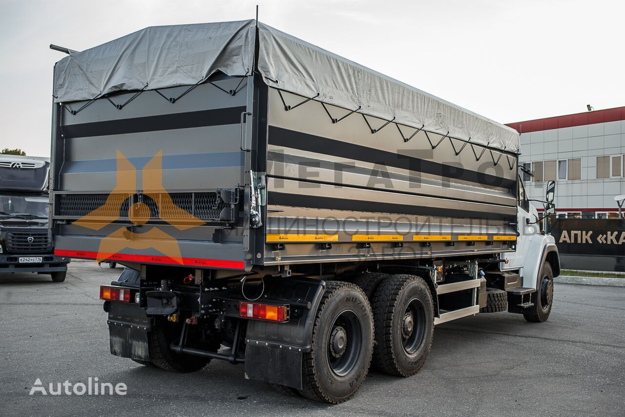new URAL 73945-01 grain truck