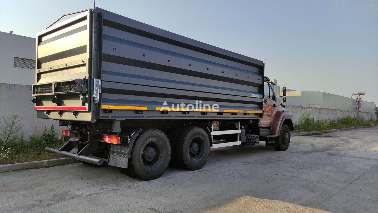 new URAL 73945-01M36 grain truck