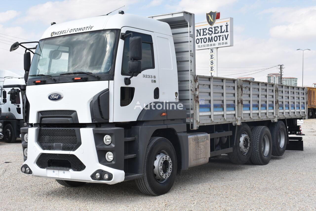 FORD 2017 MODEL CARGO 3233 S E6 + ADR + A/C +48.000 KM grain truck