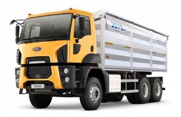 new FORD Trucks 3542D AGRO grain truck