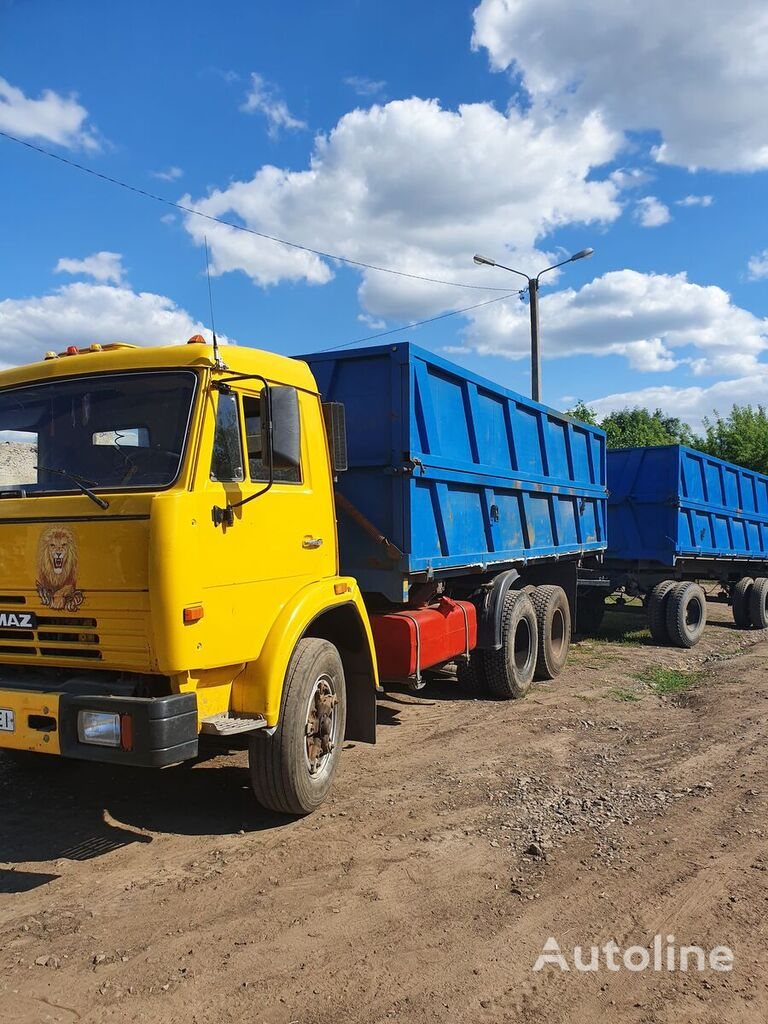 KAMAZ 53213 grain truck