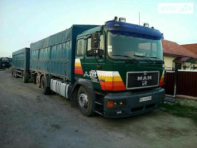 MAN 26.403 grain truck