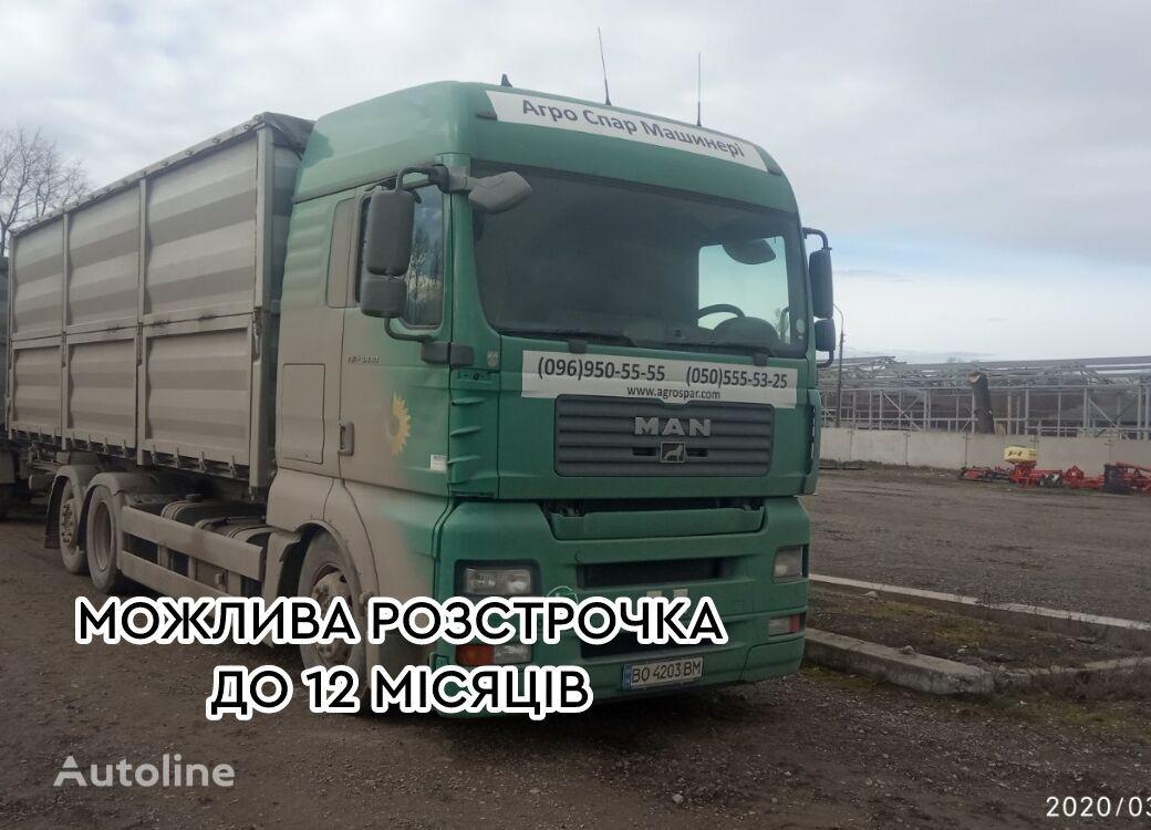 MAN 26.480 TGA grain truck