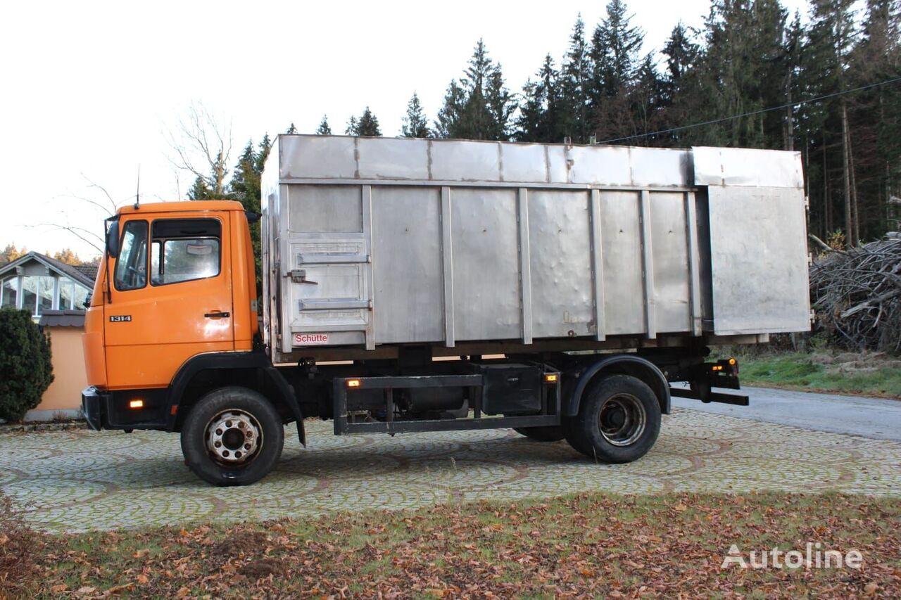 MERCEDES-BENZ 1314 Edelstahl, no 1824 1722 grain truck