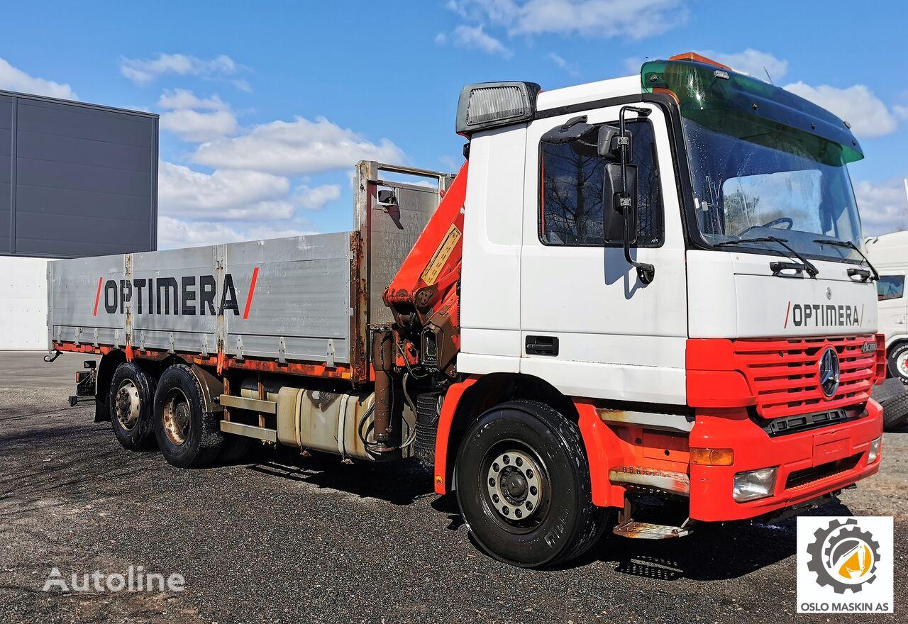 MERCEDES-BENZ Actros 2543 L/45 6X2,  grain truck