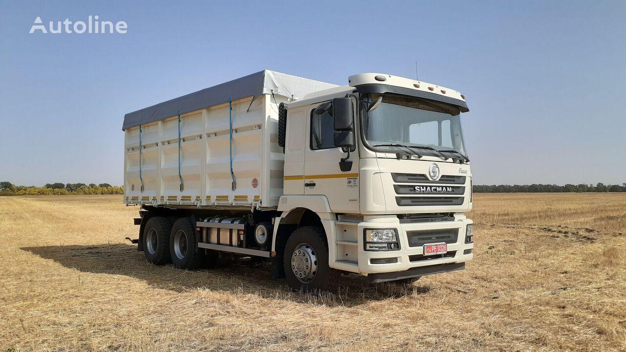 new SHACMAN SHAANXI F3000 (v nalichii v Ukraine) grain truck