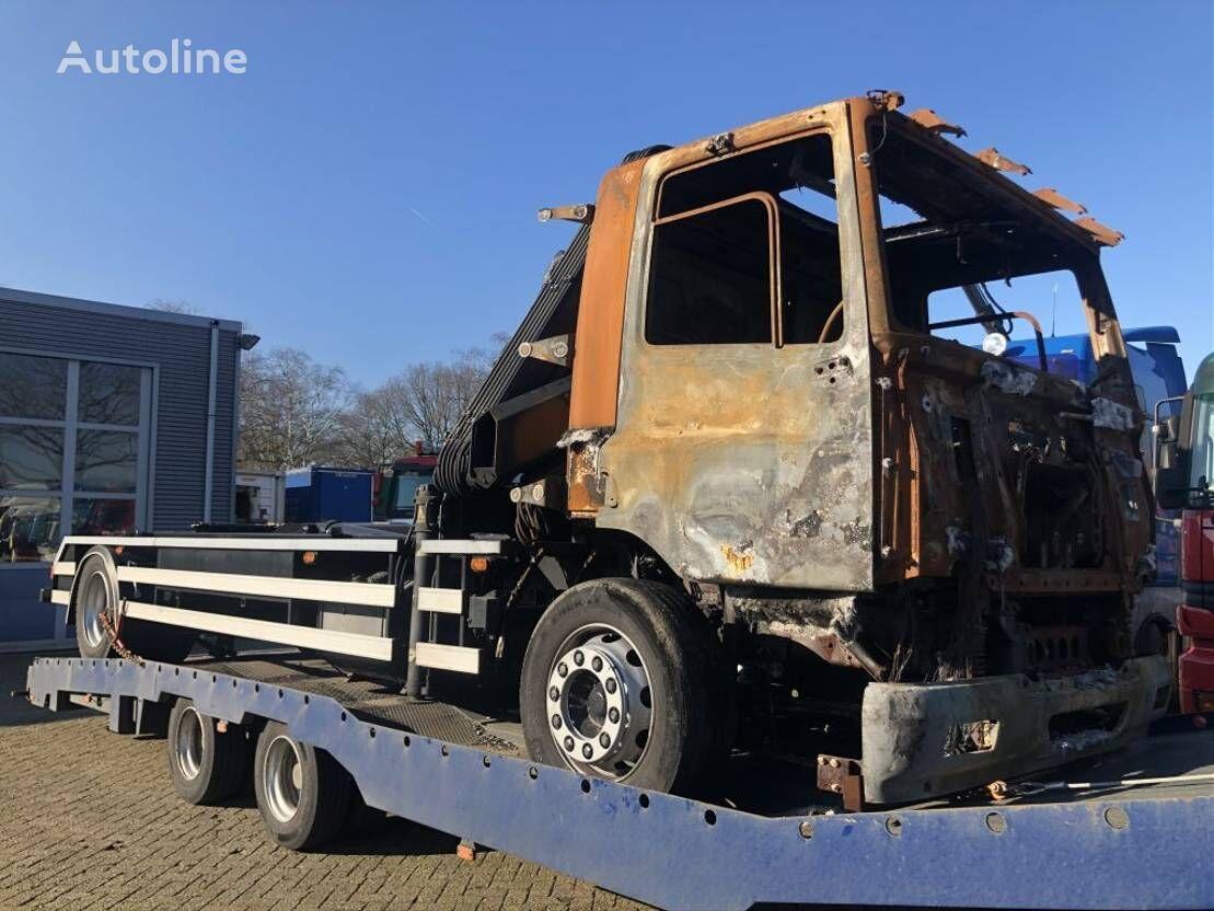 DAF CF65 hook lift truck